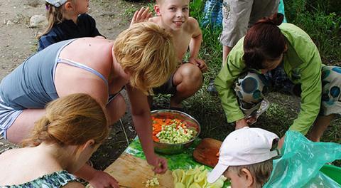 Семинар «Взрослые с детьми»