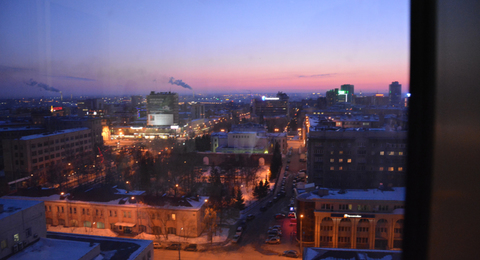 Новосибирск. Интенсив по методике YOGA23