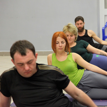 YOGA-WEEKEND по методике YOGA 23. Сызрань