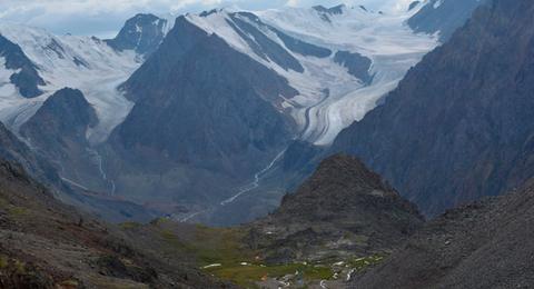Ретрит в горном Алтае
