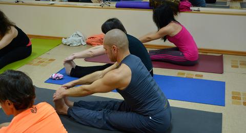 Интенсив на базе Херсонской йога-студии