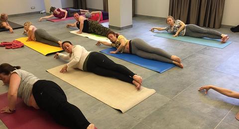 Андорра. Yoga23 + плавание