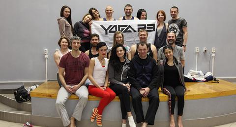 YOGA-WEEKEND в городе Сызрань
