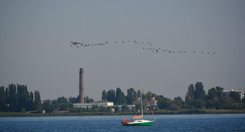 Интенсив-ретрит остров Джарылгач.